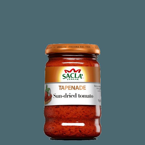 Sun-dried tomato tapenade