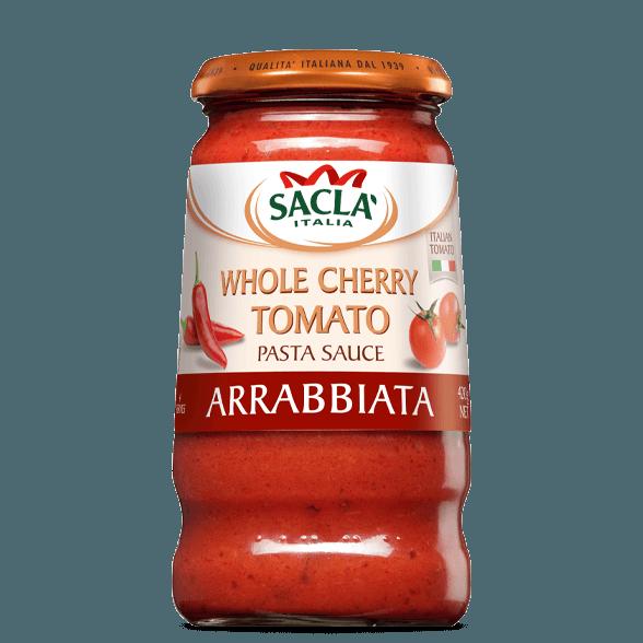 Arrabbiata – cherry tomatoes and chilli